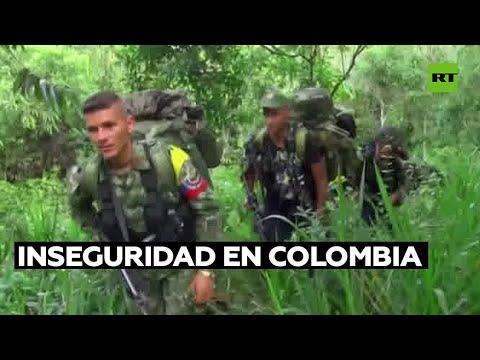 Un experto afirma que el Gobierno de Iván Duque ha agravado la inseguridad en Colombia