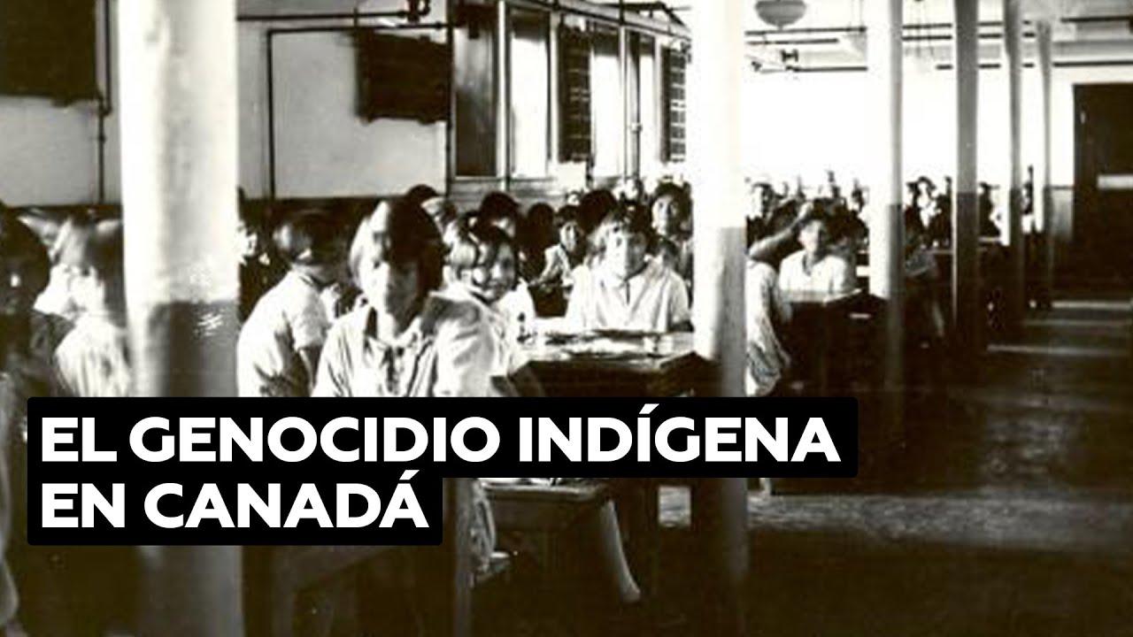 El infierno vivido por los niños indígenas en internados de Canadá @RT Play en Español