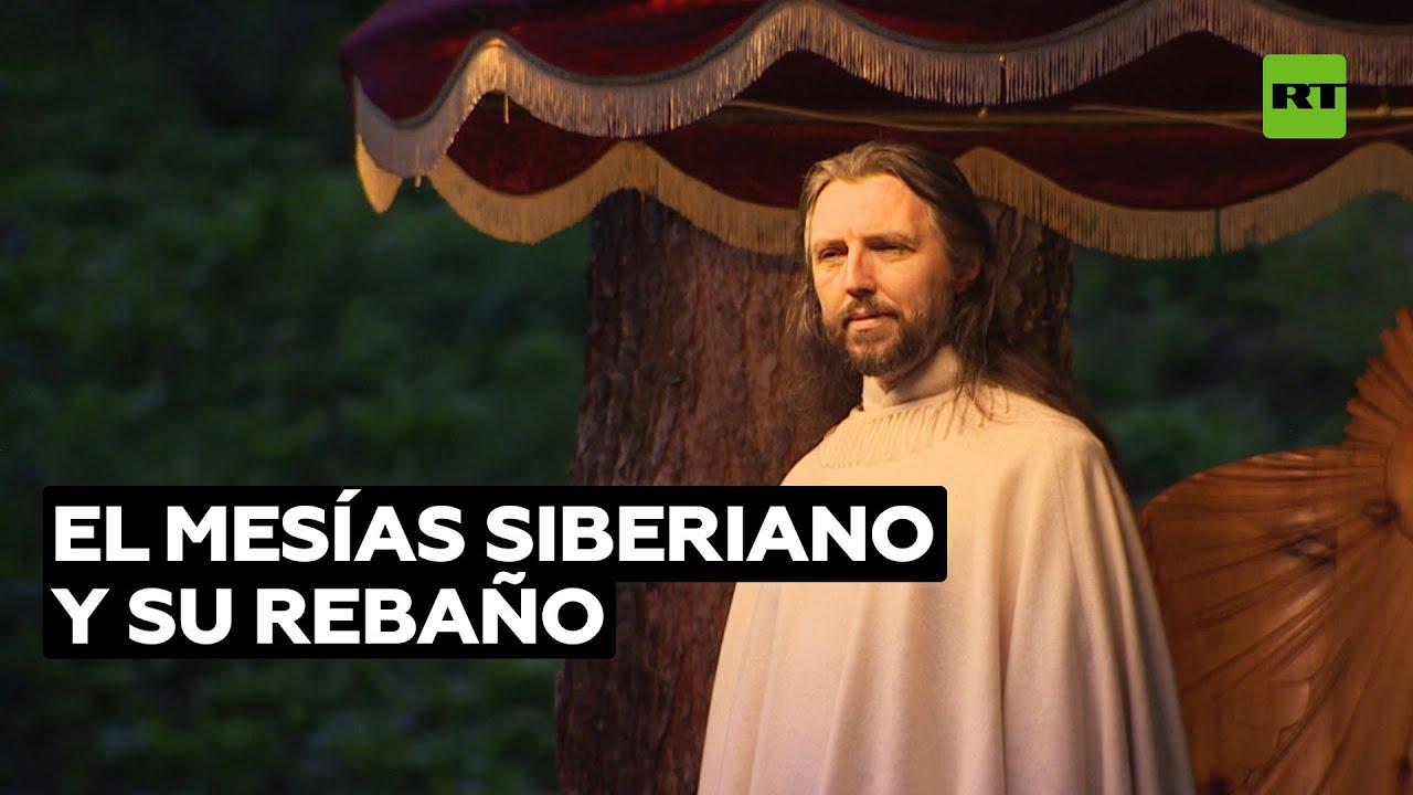 El Jesús de Siberia: la historia de Vissarión, el líder de una secta en la taiga rusa