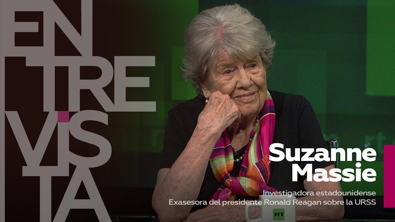 Suzanne Massie, exasesora del presidente Reagan – Entrevista en RT