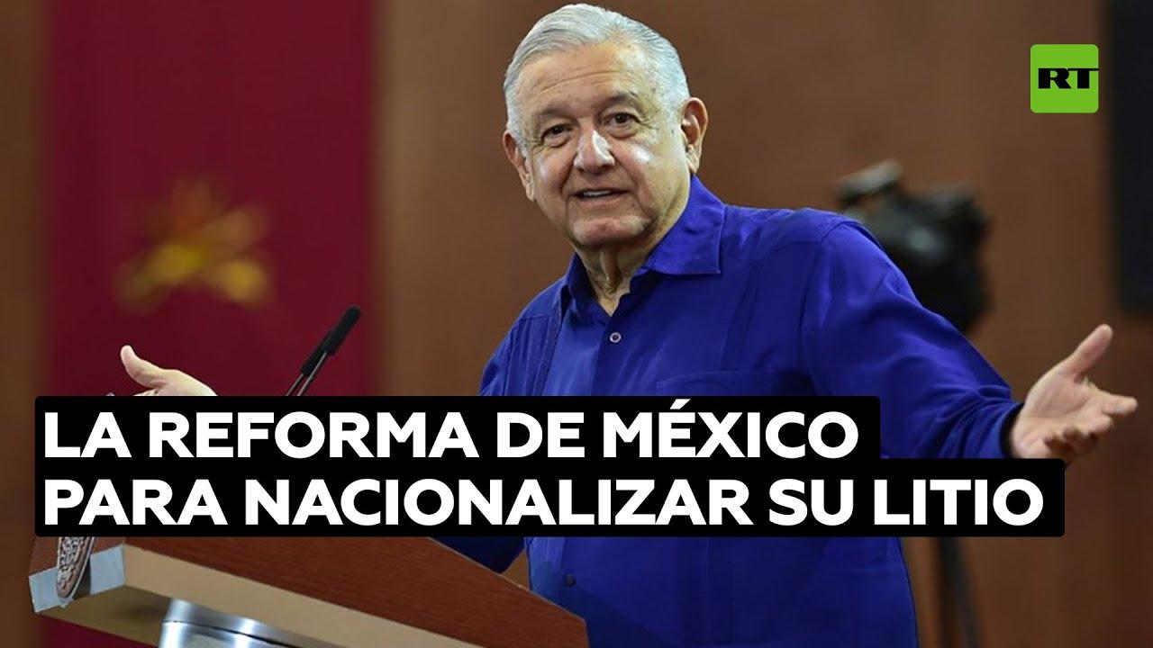 AMLO se propone nacionalizar el litio de México