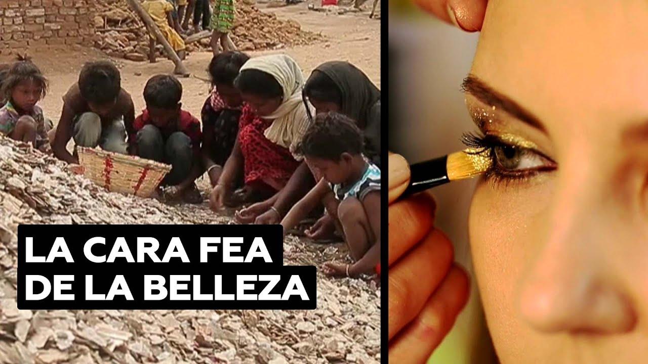 El trabajo infantil en la industria del maquillaje: la cara fea de la belleza