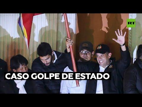 Proponen que el gobernador de Santa Cruz declare sobre el caso del golpe de Estado