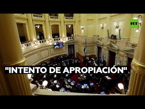 Argentina aprueba un dictamen en rechazo a la pretensión de Chile de extender plataforma continental