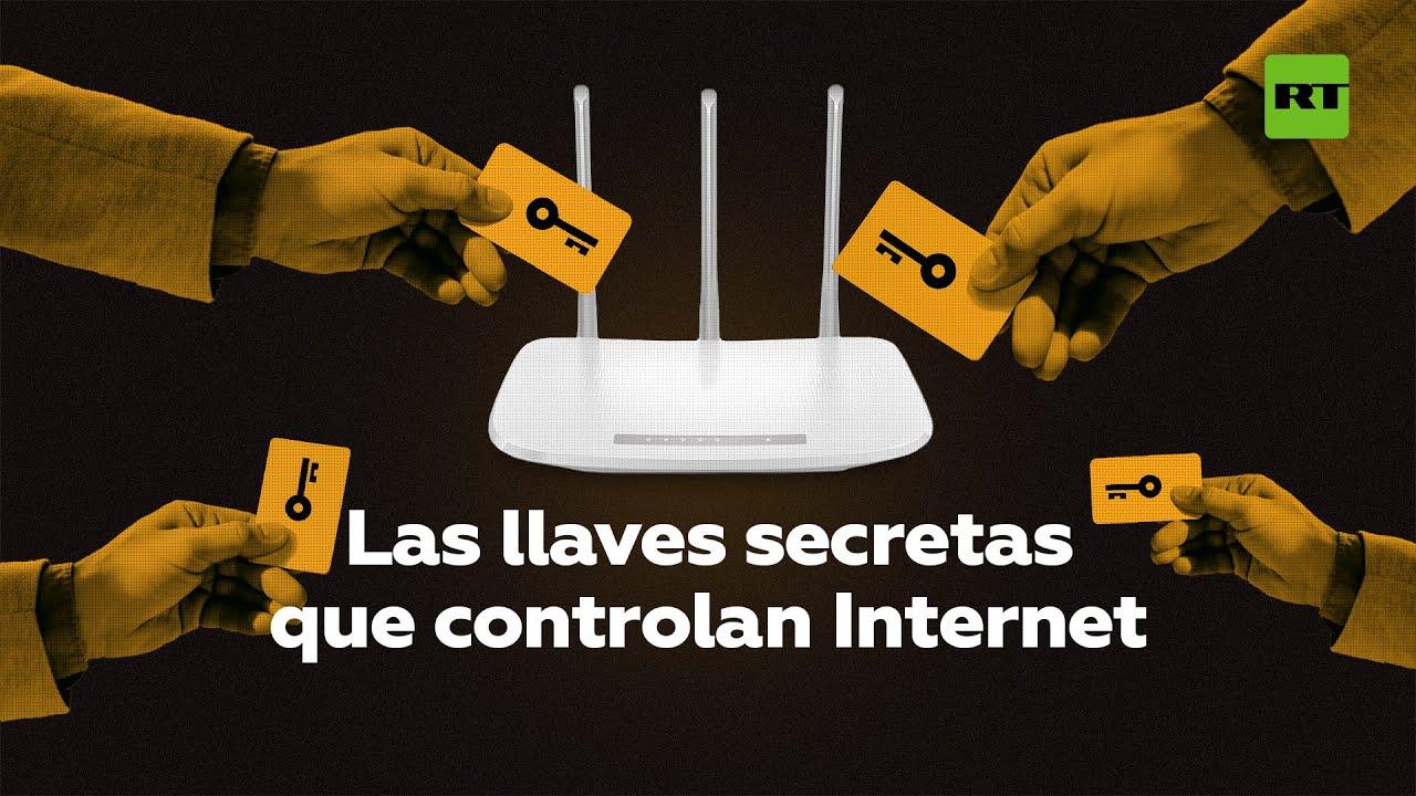 🌐 Internet está 'en manos' de 14 personas que lo controlan a nivel mundial @RT Play en Español