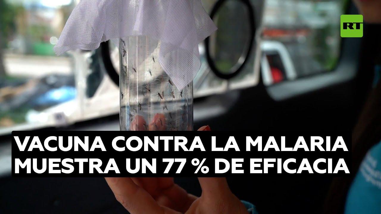 La OMS recomienda por primera vez una vacuna contra la malaria
