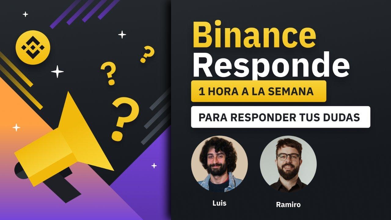 #BinanceResponde   Novena edición