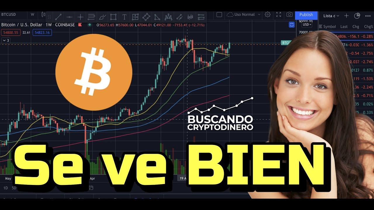 🔥 Bitcoin… En velas semanales se ve muy bien !!! + Rifa de Litecoin !!