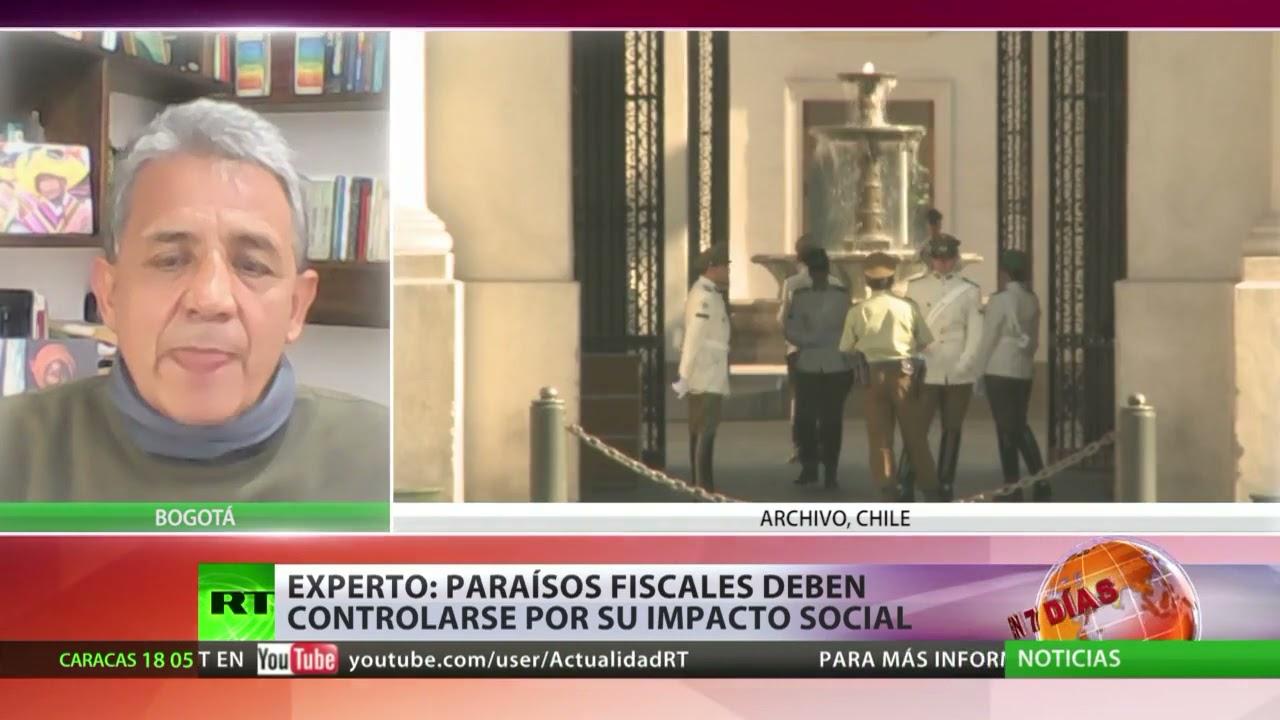 Experto, sobre los Papeles de Pandora: los paraísos fiscales deben controlarse por su impacto social
