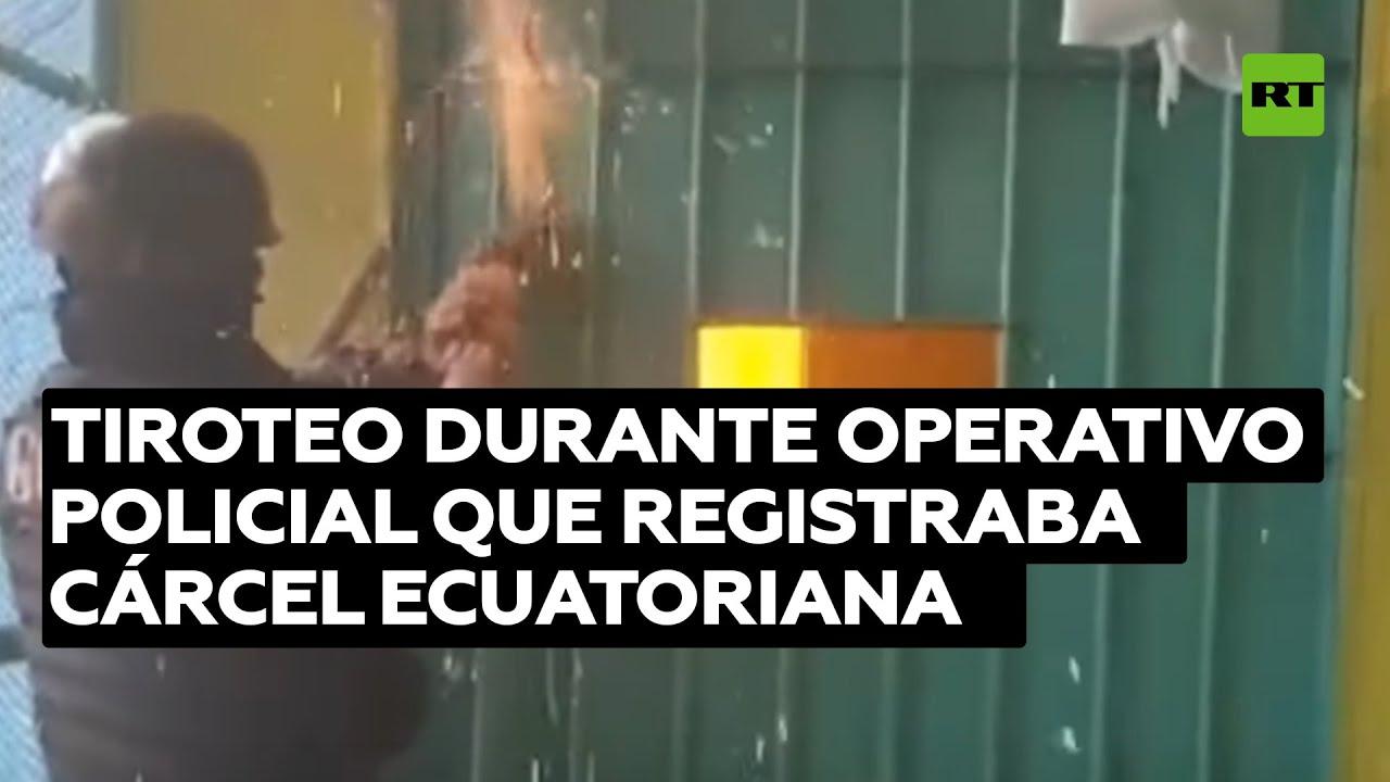 Ecuador: Arrestan a 7 presuntos integrantes de una organización criminal