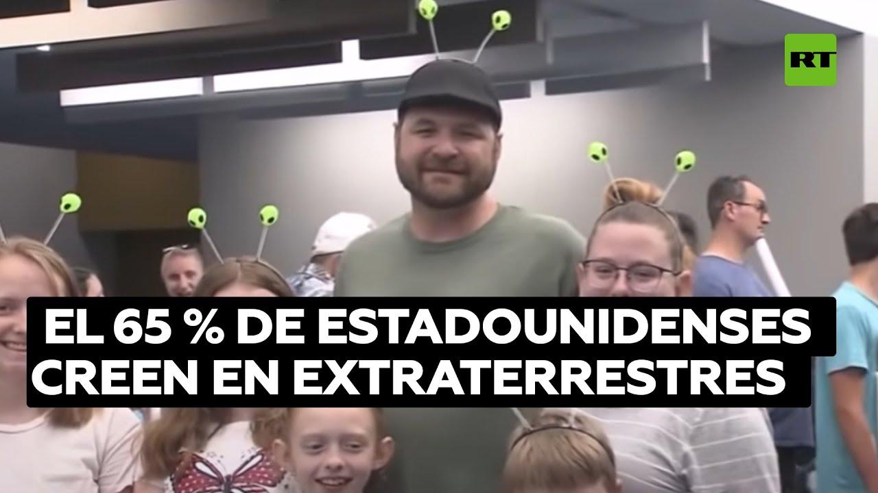 Encuesta: el 65 % de estadounidenses creen en extraterrestres