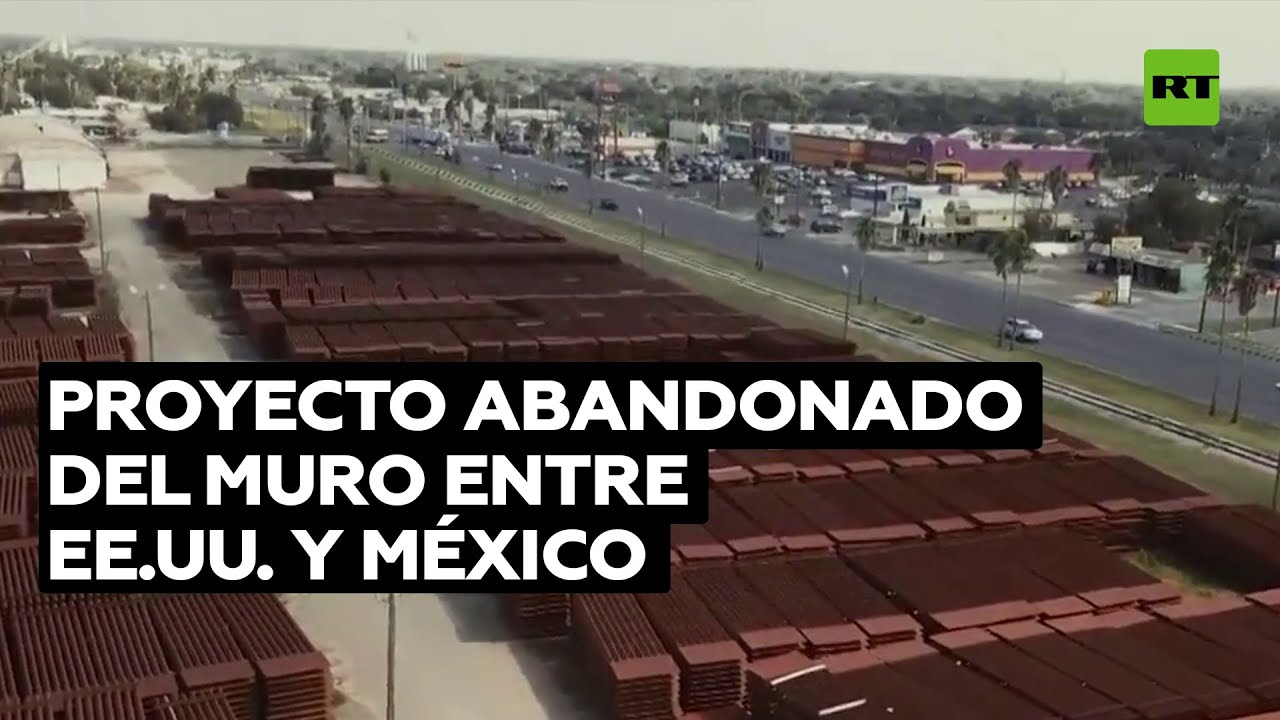 """""""El muro abandonado en la frontera entre EE.UU. y México causa pérdidas económicas y ambientales"""""""