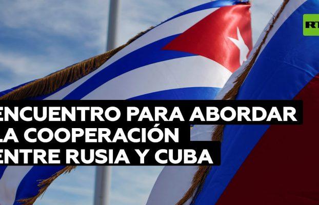 Vice primer ministro ruso llega a Cuba en una visita de trabajo