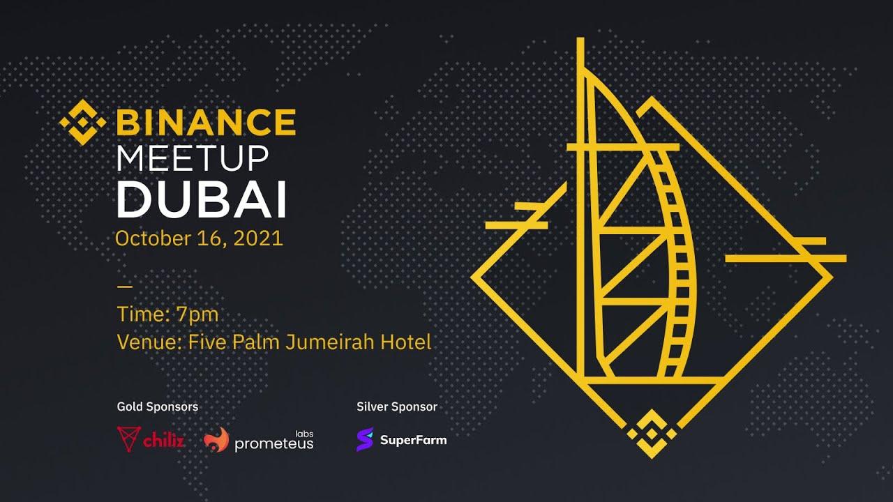 Binance Dubai Meetup