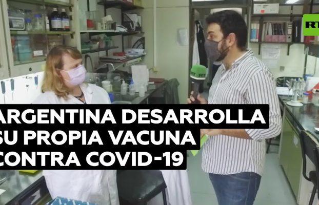 Argentina avanza en el desarrollo de su propia vacuna, CoroVax.G3