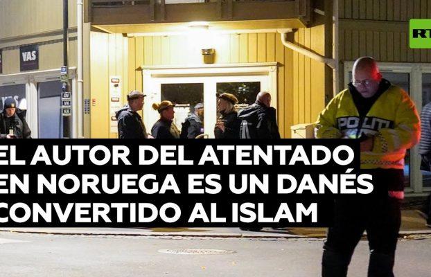 El hombre que protagonizó el ataque con arco y flechas en Noruega es un danés convertido al islam
