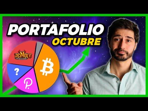 👉 MI PORTAFOLIO y ESTRATEGIA de INVERSIÓN en OCTUBRE 2021 💥 Revelo mi Mejor Inversión 🏆