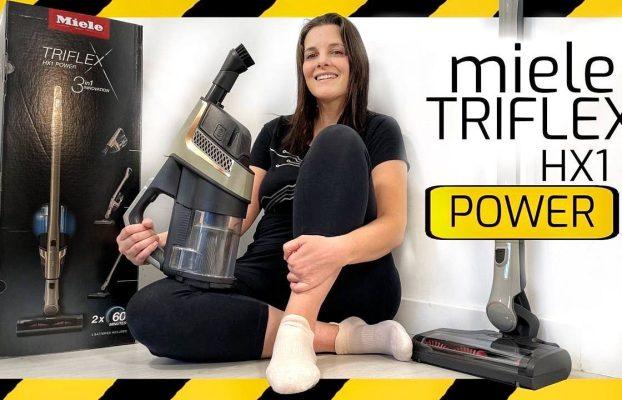 ASPIRADOR 3 en 1 ¿puede con TODO? | Miele Triflex HX1 Power unboxing