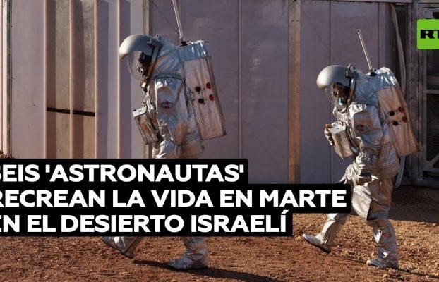 Simulan las condiciones de Marte en un desierto como parte de un estudio