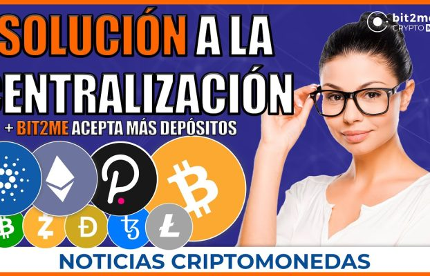 🚨 NOTICIAS CRIPTOMONEDAS HOY ✅ Centralización 🥳 ETF Bitcoin 😎 Bit2Me Depósitos 👈