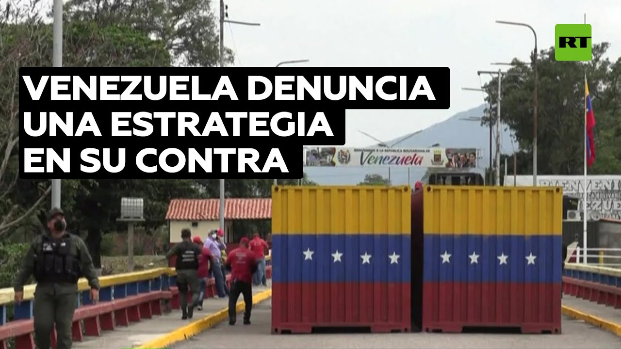Caracas afirma que Colombia y EE.UU. buscan justificar la agresión militar en su contra