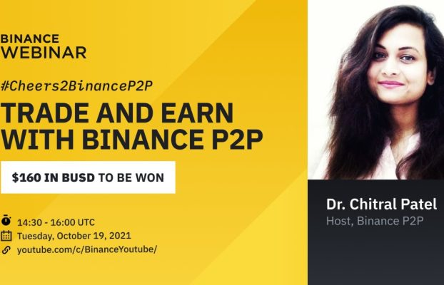 Celebrate with Binance P2P! Join in the livestream and win multiple rewards
