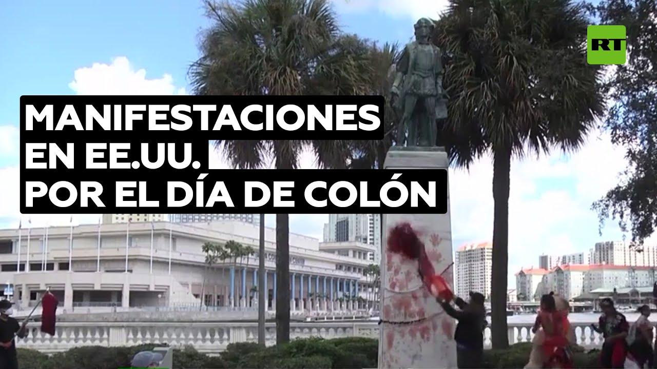 Día de Colón y de los Pueblos Indígenas en EE.UU., entre reclamos por perdón