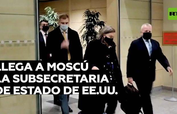 Llega a Moscú la subsecretaria de Estado de EE.UU. Victoria Nuland