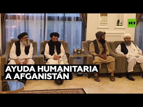 """Los talibanes evalúan como """"positivas"""" las conversaciones en Doha"""