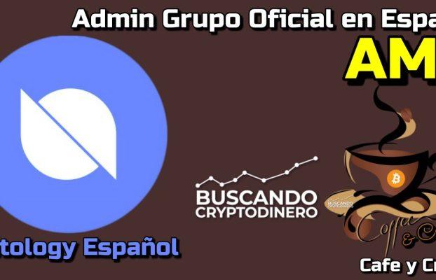 ☕️ AMA con Ontology en Español @Cafe.y Crypto !!