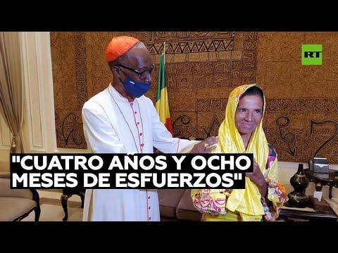 Liberan a la monja colombiana secuestrada por yihadistas en Mali en 2017