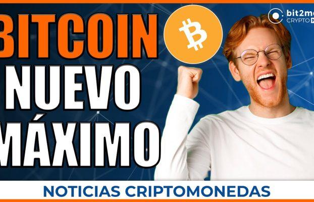 🚨 NOTICIAS CRIPTOMONEDAS HOY 🎉 Bitcoin nuevo máximo 💰 Chainalysis compra BTC 👏 MtGox devuelve BTC 👈