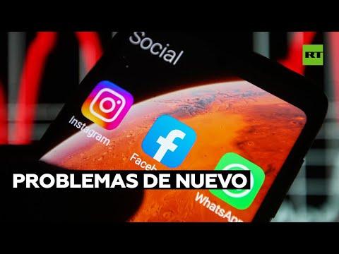 Instagram y Facebook registran problemas de funcionamiento en varios países