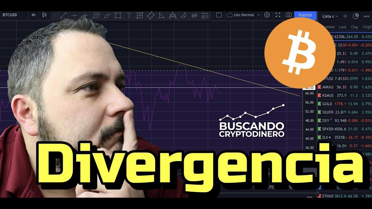 😳 Bitcoin: Divergencia + Indices y Rifa de Litecoin !!!