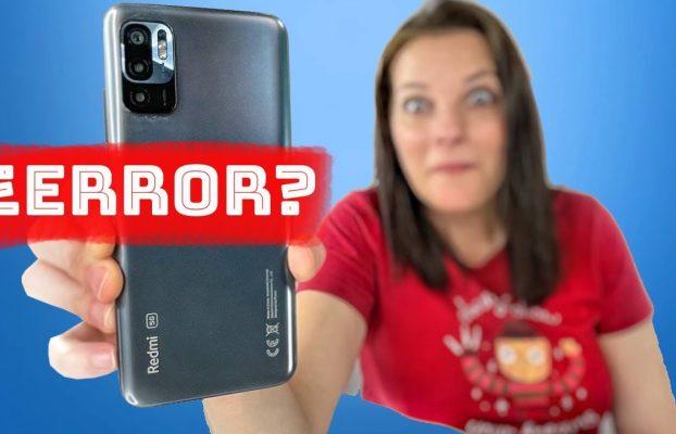 ¿un PASO ATRÁS? Xiaomi Redmi NOTE 10 5G