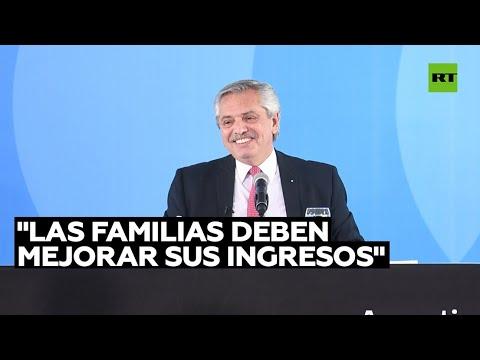 El Gobierno de Argentina duplicará las asignaciones familiares que cobran 2 millones de trabajadores