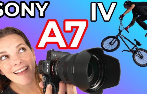 Sony Alpha A7 IV -RENOVARSE o MORIR-