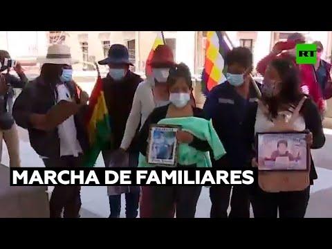 Bolivia: Marcha de familiares de las víctimas de masacres de Sacaba y Senkata llega a La Paz