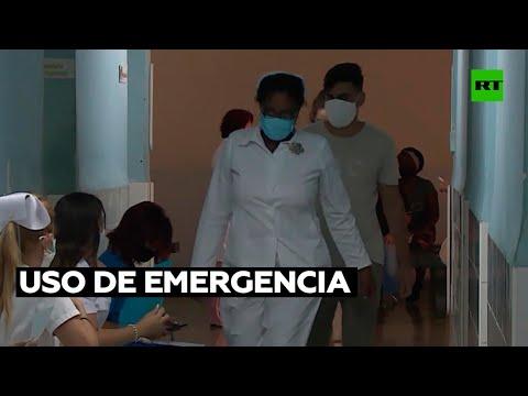 Autorizan en Cuba el uso de emergencia de la vacuna Abdala para la población pediátrica