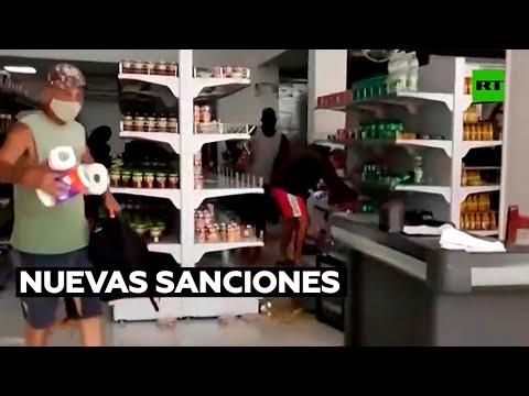 Cuba denuncia injerencia de EE.UU. tras amenaza de nuevas sanciones