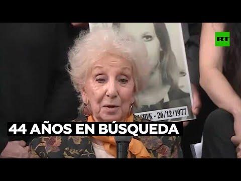 Abuelas de Plaza de Mayo cumplen 44 años en busqueda de sus nietos