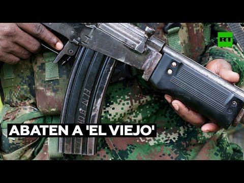 Autoridades colombianas abaten a Luis Aníbal García 'El Viejo', líder guerrillero del ELN