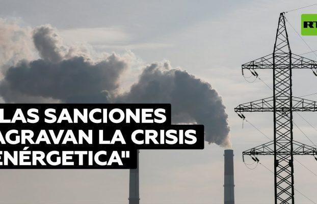 La crisis energética se agrava porque muchos países ricos en recursos son blanco de las sanciones