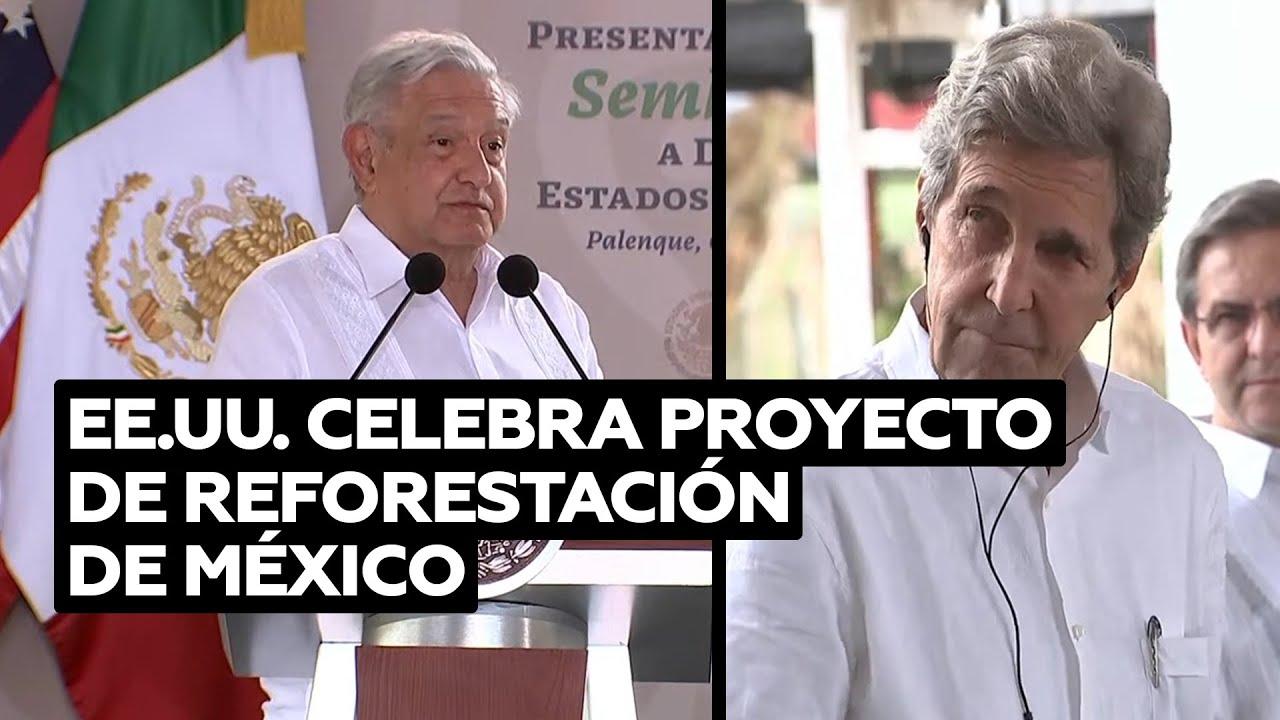 """""""México, ejemplo mundial en reforestación"""", dice EE.UU. @RT Play en Español"""