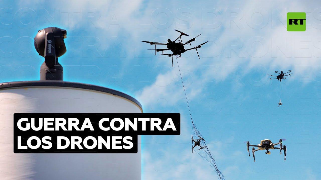 Las formas más eficaces para defender su privacidad (contra los drones) @RT Play en Español