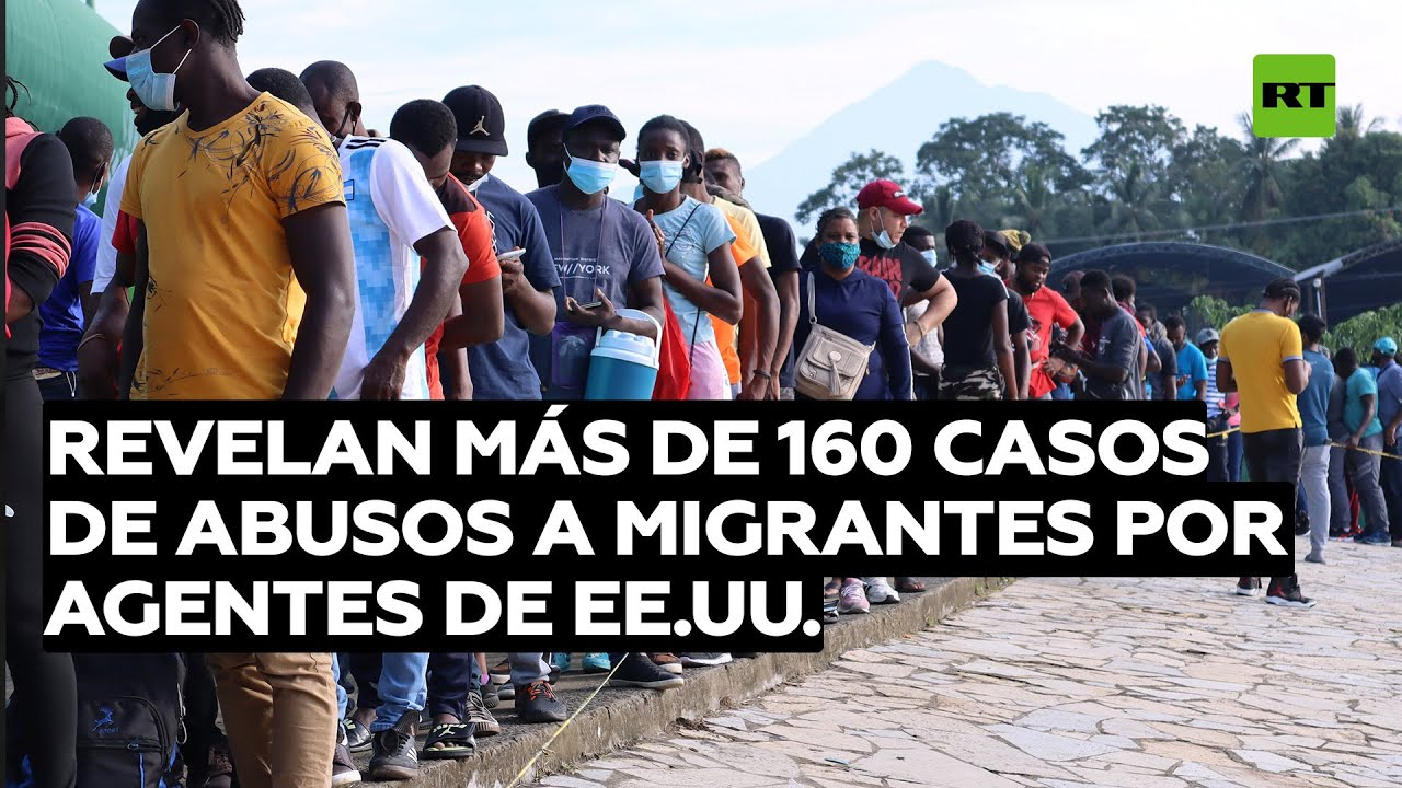 Revelan más de 100 casos de abusos físicos y sexuales a migrantes por agentes fronterizos de EE.UU.