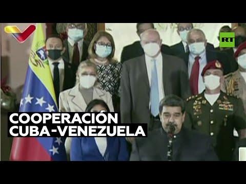Maduro: empezamos a producir la vacuna cubana Abdala a partir de enero