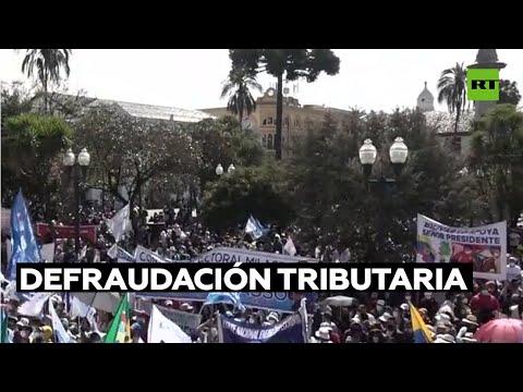 Ecuador abre una investigación previa por el presunto delito de defraudación tributaria