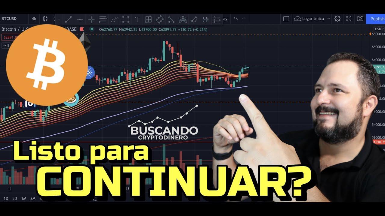 🔥 Bitcoin ¿Listo para continuar? + Noticias y Rifa de Litecoin !!