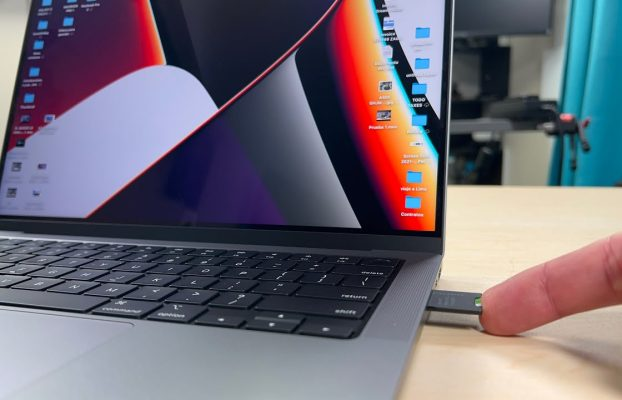 """Problema con la Nueva Macbook Pro 2021 de 14"""""""